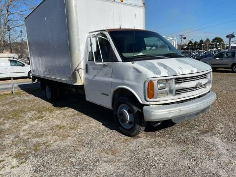 2001 Chevrolet Express Cutaway for sale at Hillside Motors Inc. in Hickory NC