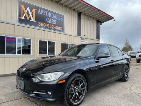 2013 BMW 3 Series for sale at M & A Affordable Cars in Vancouver WA
