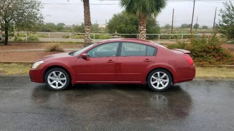 2008 Nissan Maxima for sale at Ryan Richardson Motor Company in Alamogordo NM