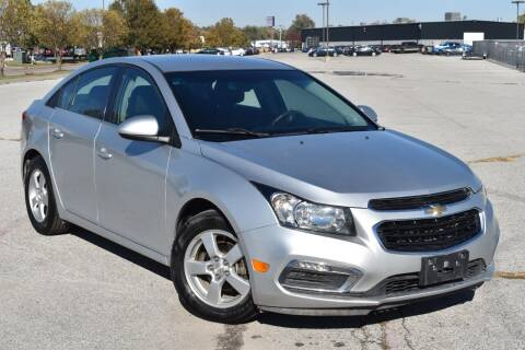 2016 Chevrolet Cruze Limited for sale at Big O Auto LLC in Omaha NE