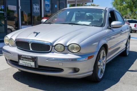 2004 Jaguar X-Type for sale at Phantom Motors in Livermore CA