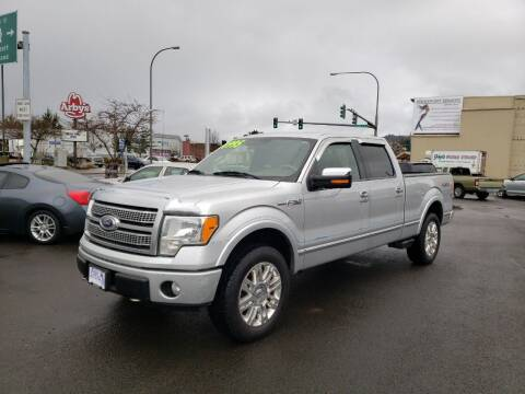 2010 Ford F-150 for sale at Aberdeen Auto Sales in Aberdeen WA
