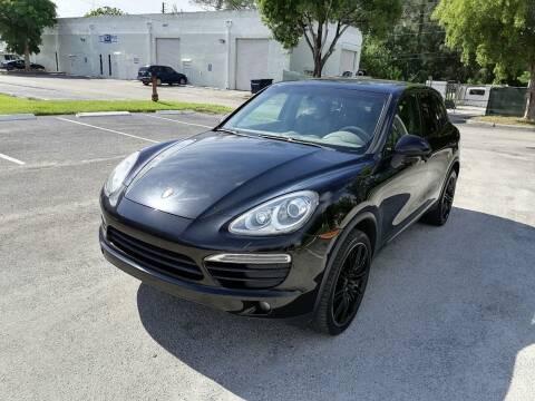 2013 Porsche Cayenne for sale at Best Price Car Dealer in Hallandale Beach FL
