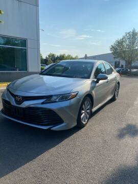 2018 Toyota Camry for sale at Super Bee Auto in Chantilly VA