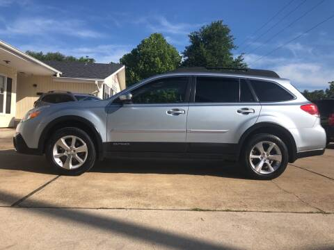 2014 Subaru Outback for sale at H3 Auto Group in Huntsville TX