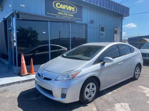 2011 Toyota Prius for sale at CAR VIPS ORLANDO LLC in Orlando FL