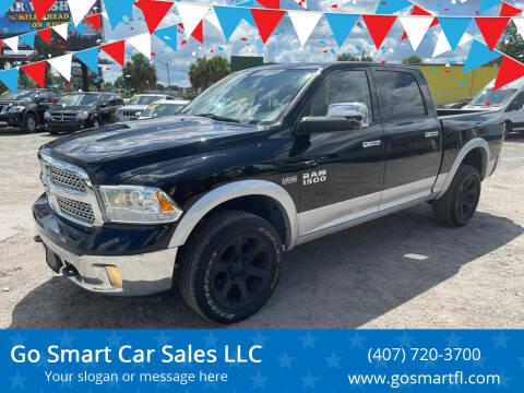2013 RAM Ram Pickup 1500 for sale at Go Smart Car Sales LLC in Winter Garden FL