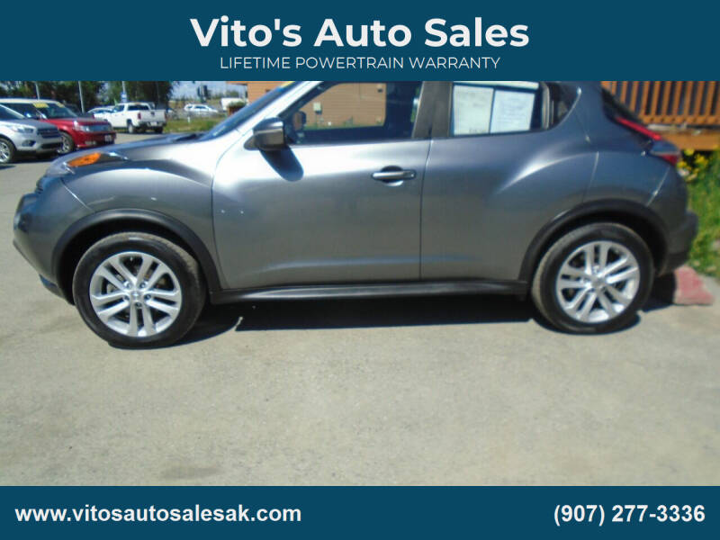 2016 Nissan JUKE for sale at Vito's Auto Sales in Anchorage AK