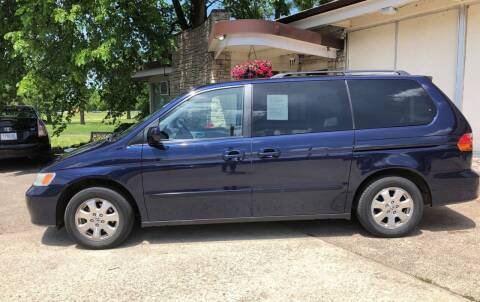 2004 Honda Odyssey for sale at Midway Car Sales in Austin MN