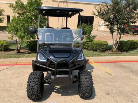 2022 Star EV Sirius lifted 2+2 LSV for sale at ADVENTURE GOLF CARS in Southlake TX