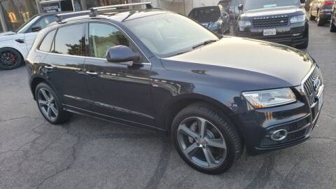 2015 Audi Q5 for sale at PRESTIGE PRE OWNED INC in Campbell CA
