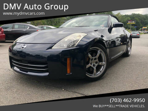 2007 Nissan 350Z for sale at DMV Auto Group in Falls Church VA