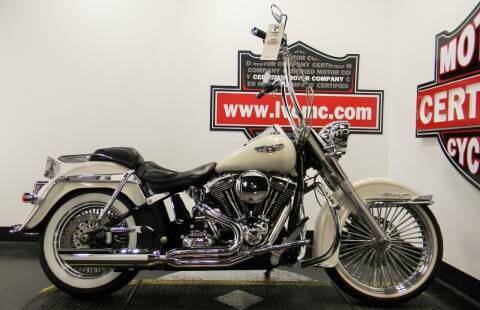 2015 Harley-Davidson SOFTAIL DELUXE for sale at Certified Motor Company in Las Vegas NV