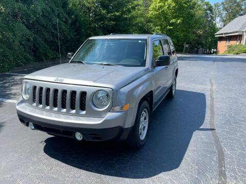 2016 Jeep Patriot for sale at SMT Motors in Roswell GA