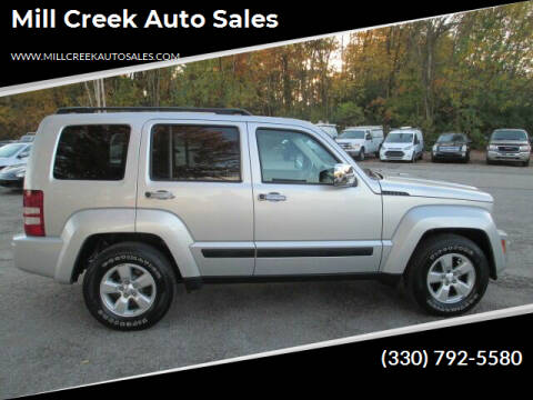 2012 Jeep Liberty for sale at Mill Creek Auto Sales in Youngstown OH