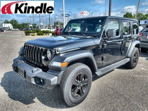 2020 Jeep Wrangler Unlimited for sale at Kindle Auto Plaza in Cape May Court House NJ