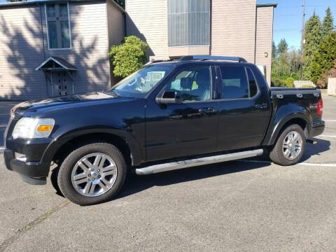 2008 Ford Explorer Sport Trac for sale at Seattle Motorsports in Shoreline WA