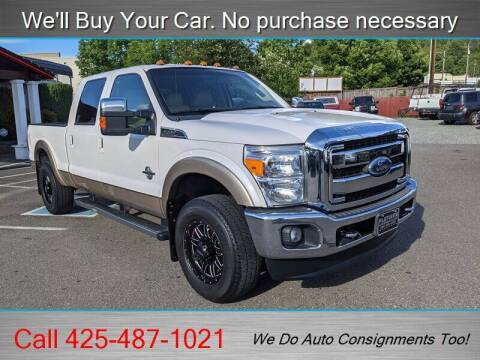 2011 Ford F-250 Super Duty for sale at Platinum Autos in Woodinville WA