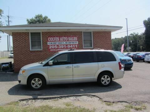 2010 Dodge Grand Caravan for sale at Colvin Auto Sales in Tuscaloosa AL