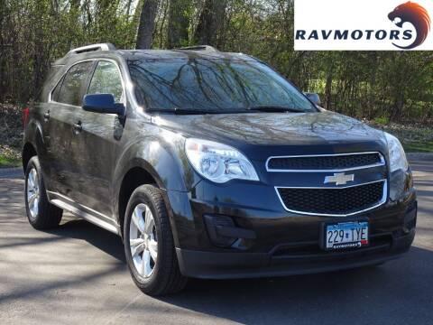 2015 Chevrolet Equinox for sale at RAVMOTORS in Burnsville MN