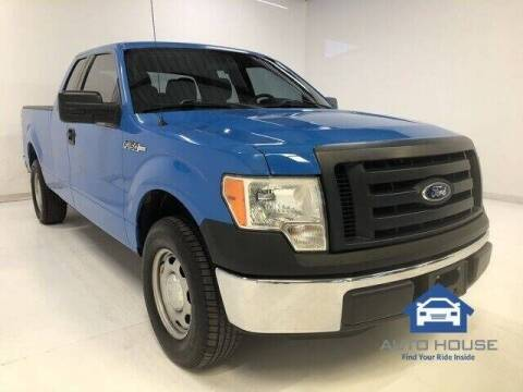 2011 Ford F-150 for sale at MyAutoJack.com @ Auto House in Tempe AZ