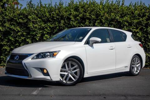 2017 Lexus CT 200h for sale at Southern Auto Finance in Bellflower CA