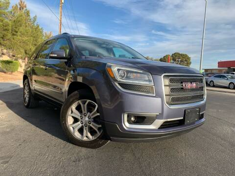 2013 GMC Acadia for sale at Boktor Motors in Las Vegas NV