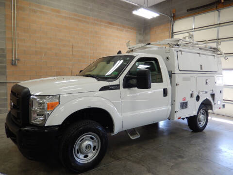 2013 Ford F-350 Super Duty for sale at A&D Enterprises in Spanish Fork UT