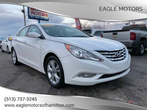 2011 Hyundai Sonata for sale at Eagle Motors in Hamilton OH