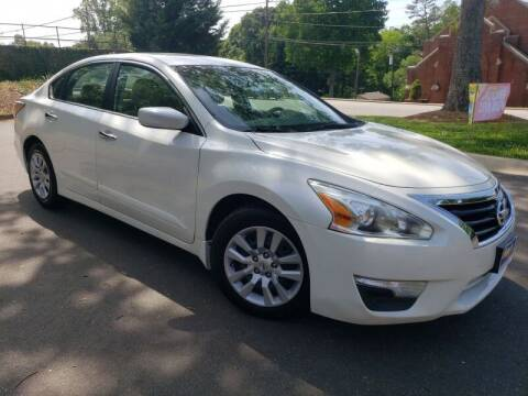 2015 Nissan Altima for sale at McAdenville Motors in Gastonia NC