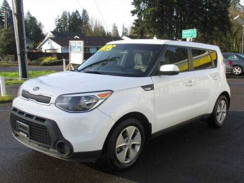 2014 Kia Soul for sale at Yellow Line Motors in Lafayette OR