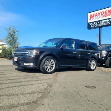 2013 Ford Flex for sale at Hayden Cars in Coeur D Alene ID