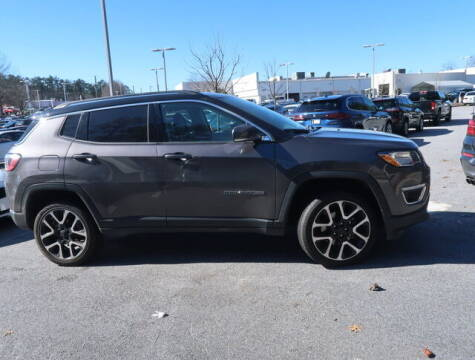 2018 Jeep Compass for sale at Southern Auto Solutions - BMW of South Atlanta in Marietta GA