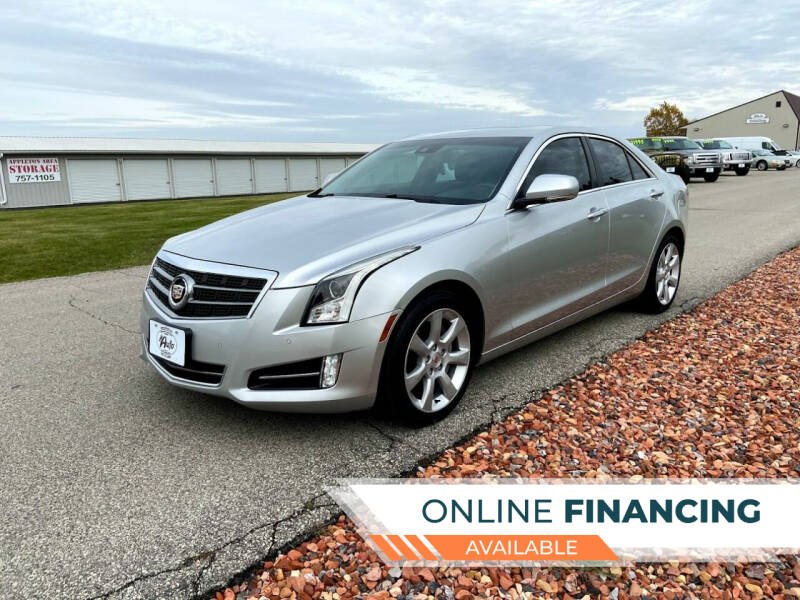 2013 Cadillac ATS for sale at TML AUTO LLC in Appleton WI