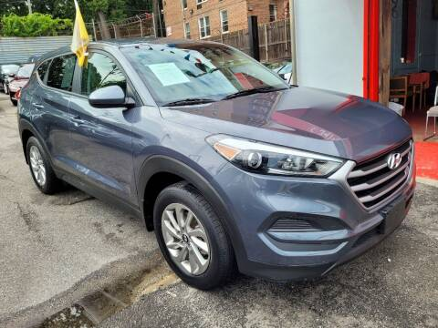 2018 Hyundai Tucson for sale at LIBERTY AUTOLAND INC - LIBERTY AUTOLAND II INC in Queens Villiage NY