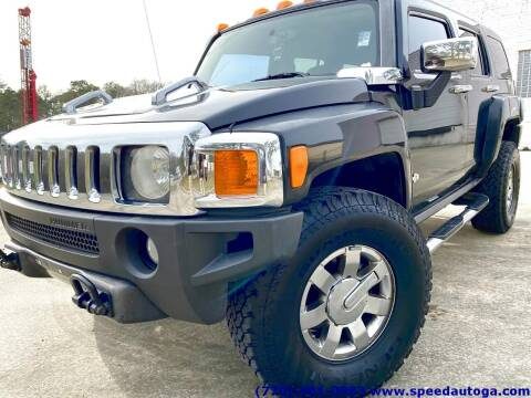 2007 HUMMER H3 for sale at JES Auto Sales LLC in Fairburn GA
