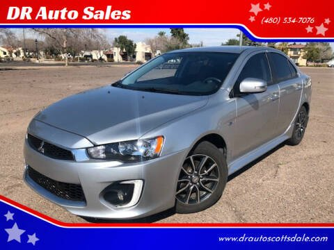 2017 Mitsubishi Lancer for sale at DR Auto Sales in Scottsdale AZ