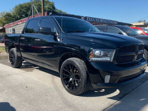 2014 RAM Ram Pickup 1500 for sale at Texas Luxury Auto in Houston TX