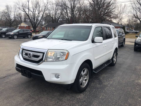 2009 Honda Pilot for sale at Neals Auto Sales in Louisville KY