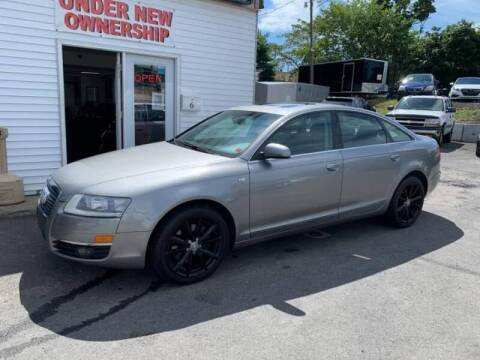 2006 Audi A6 for sale at Car VIP Auto Sales in Danbury CT