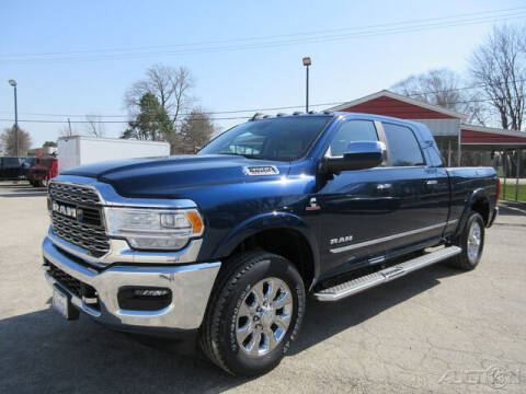 2020 RAM Ram Pickup 3500 for sale at Rondo Truck & Trailer in Sycamore IL