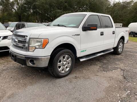 2014 Ford F-150 for sale at Right Price Auto Sales in Waldo FL