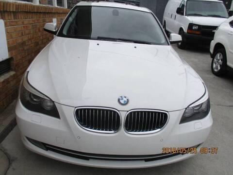 2010 BMW 5 Series for sale at Atlantic Motors in Chamblee GA