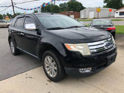 2007 Ford Edge for sale at Wise Investments Auto Sales in Sellersburg IN