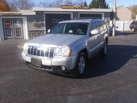 2009 Jeep Grand Cherokee for sale at American Auto Group, LLC in Hanover PA