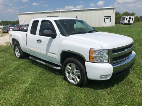 2008 Chevrolet Silverado 1500 for sale at Nice Cars in Pleasant Hill MO