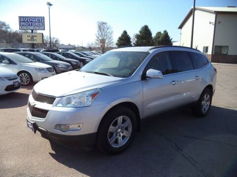 2010 Chevrolet Traverse for sale at Budget Motors - Budget Acceptance in Sioux City IA