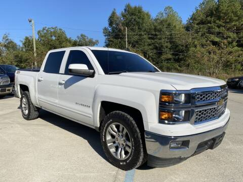 2015 Chevrolet Silverado 1500 for sale at Auto Class in Alabaster AL