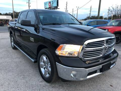 2015 RAM Ram Pickup 1500 for sale at Marvin Motors in Kissimmee FL