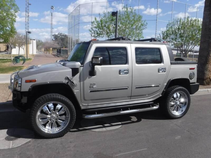 2006 HUMMER H2 SUT for sale at J & E Auto Sales in Phoenix AZ